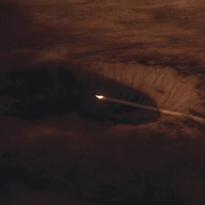 Ronnie jensen crater