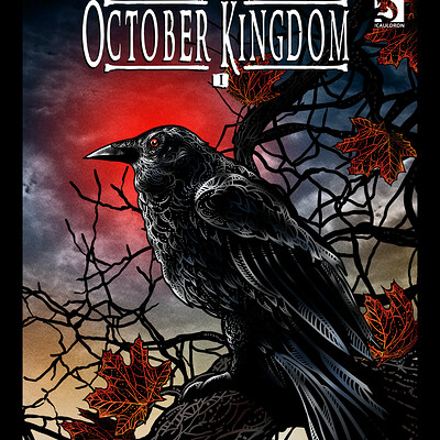 The October Kingdom1: Ravenpine