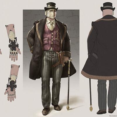 Nikolay asparuhov thecreator concept