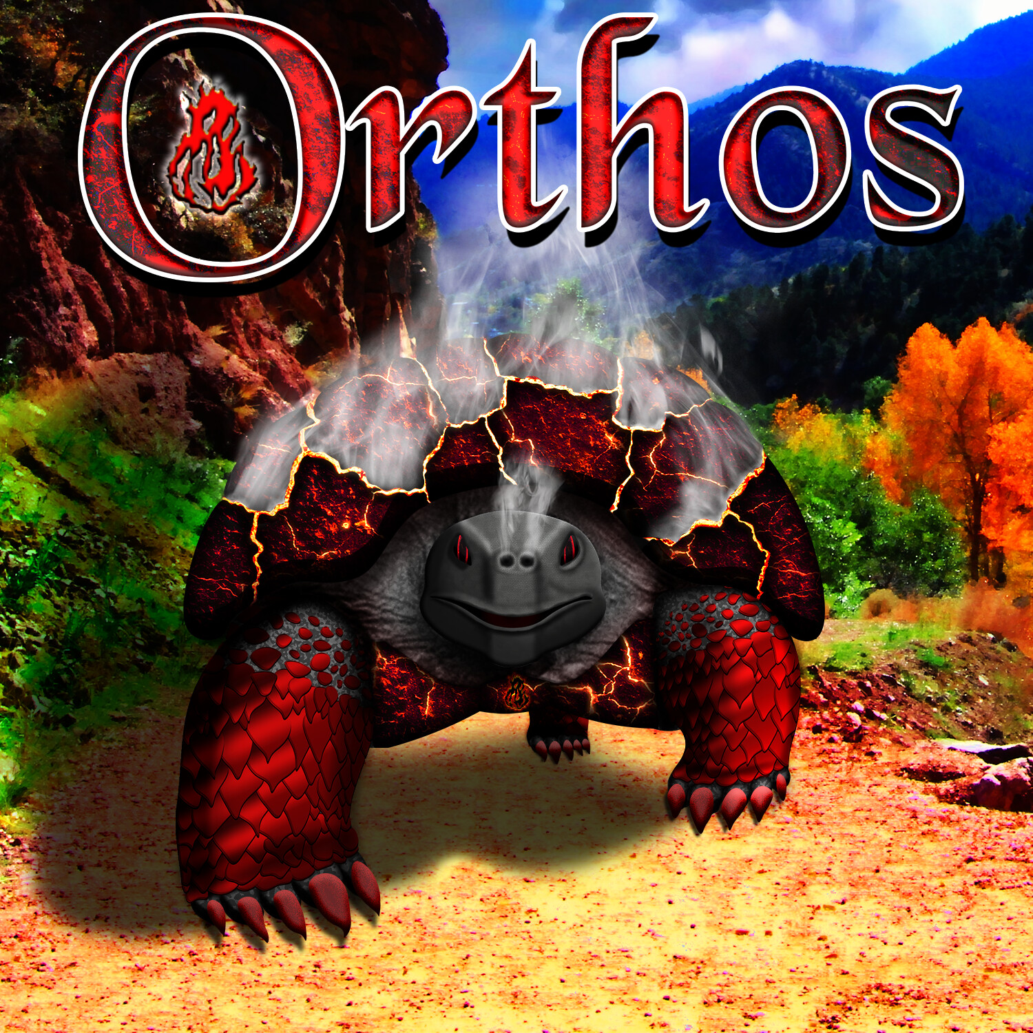 Orthos - The Dragon Turtle