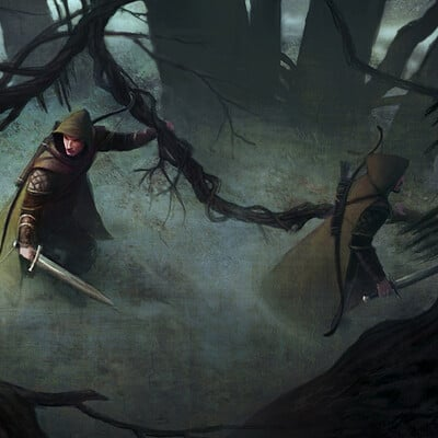 Jeff johnson mirkwood forest