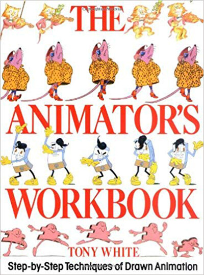 """THE ANIMATOR'S WORKBOOK"""