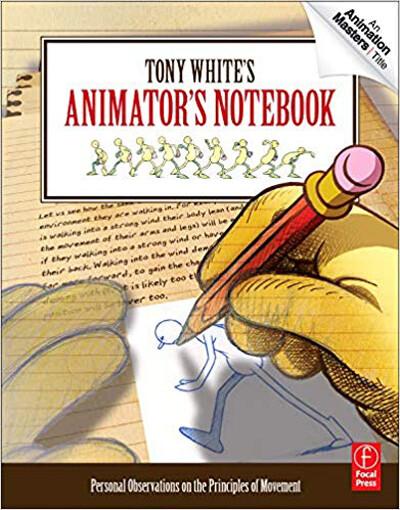 """THE ANIMATOR'S NOTEBOOK"""
