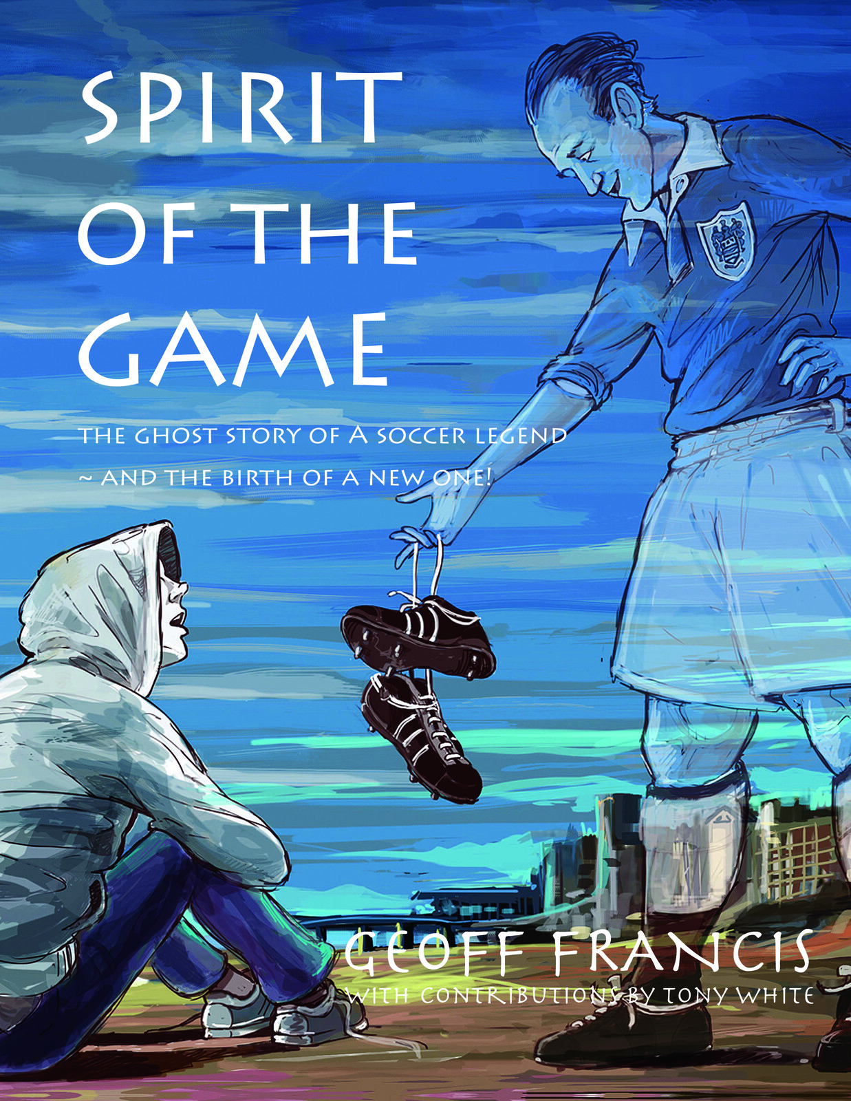 """""""SPIRIT OF THE GAME"""""""