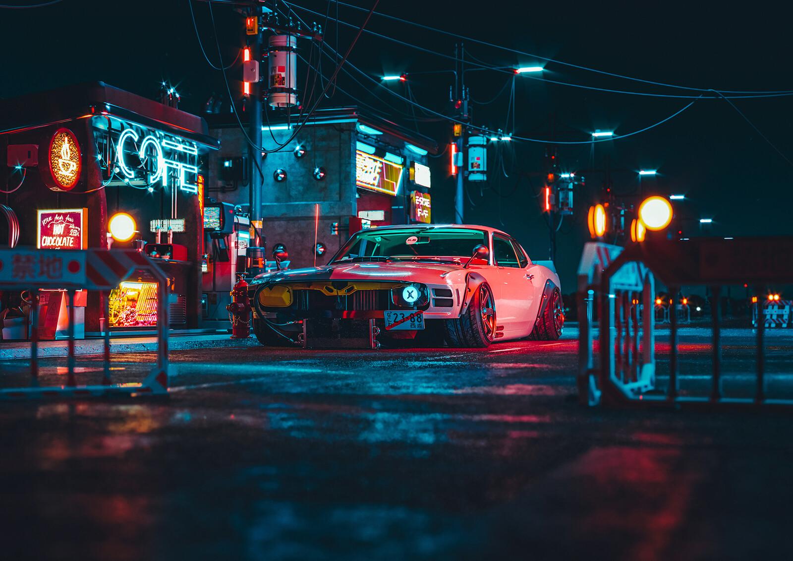 Shakotan Mustang - Take 3