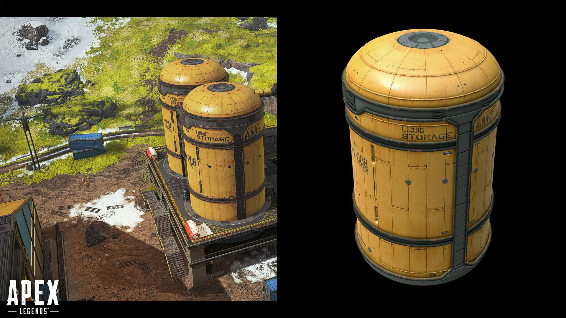 Comparison shot. Image courtesy of Respawn Entertainment.