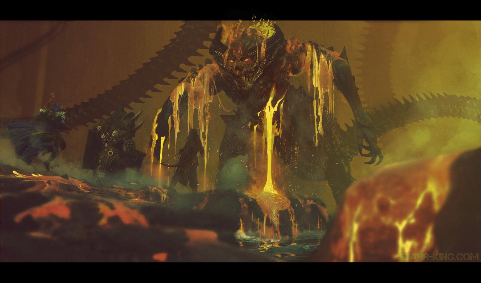Demon's Lair