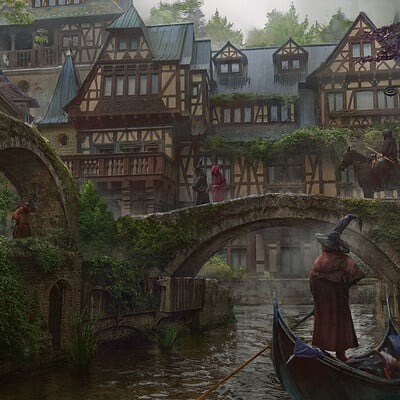 Eddie mendoza canal town
