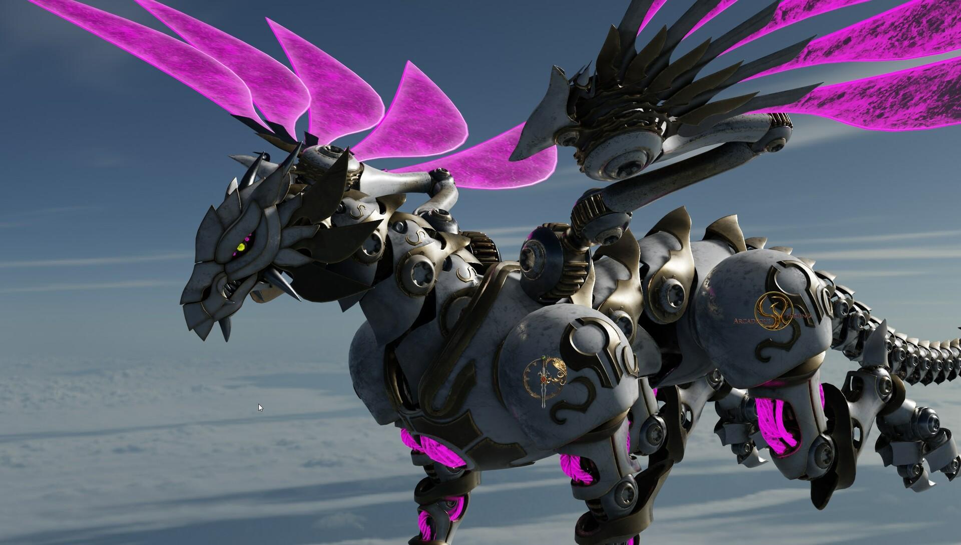 Arcadeous phoenix blender ajm9prlmxq