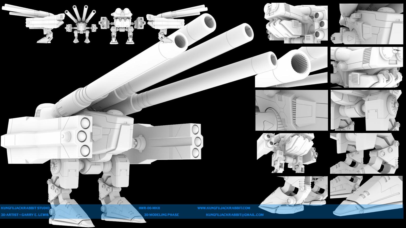 Robotech mech