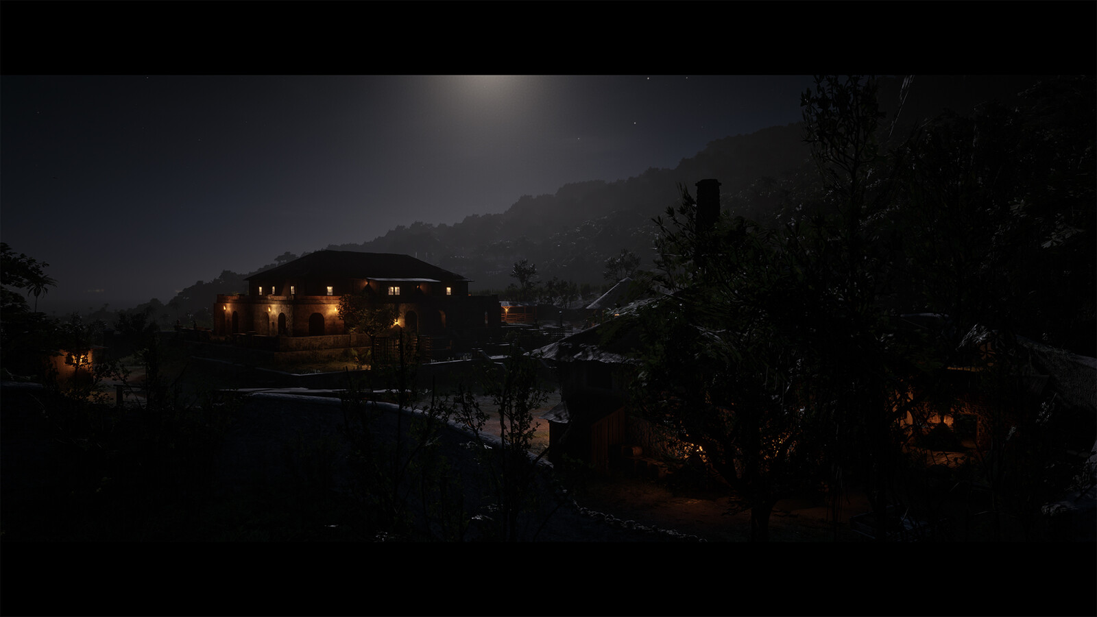 GUARMA LIGHTING - RED DEAD REDEMPTION 2