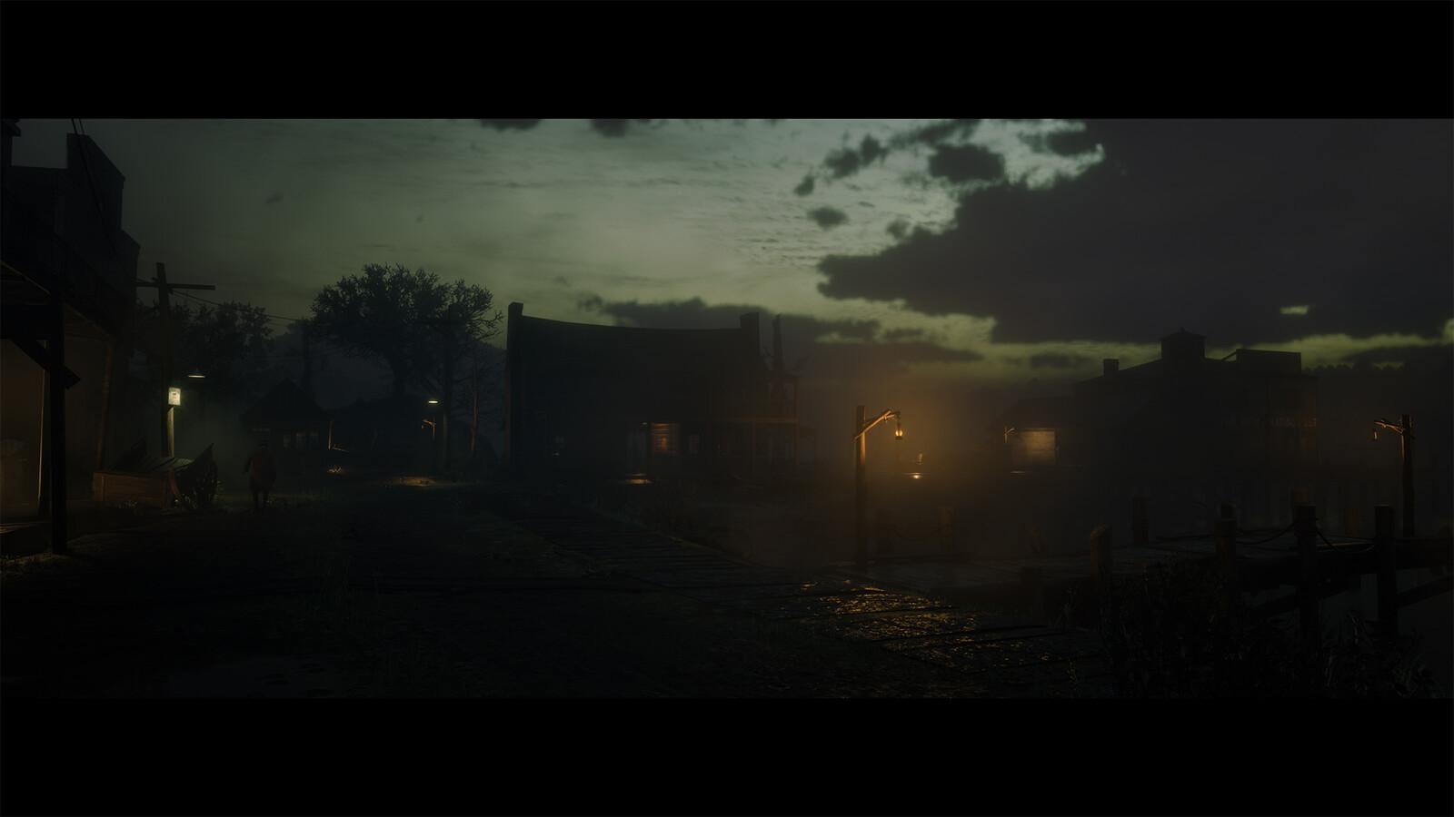 VAN HORN LIGHTING - RED DEAD REDEMPTION 2