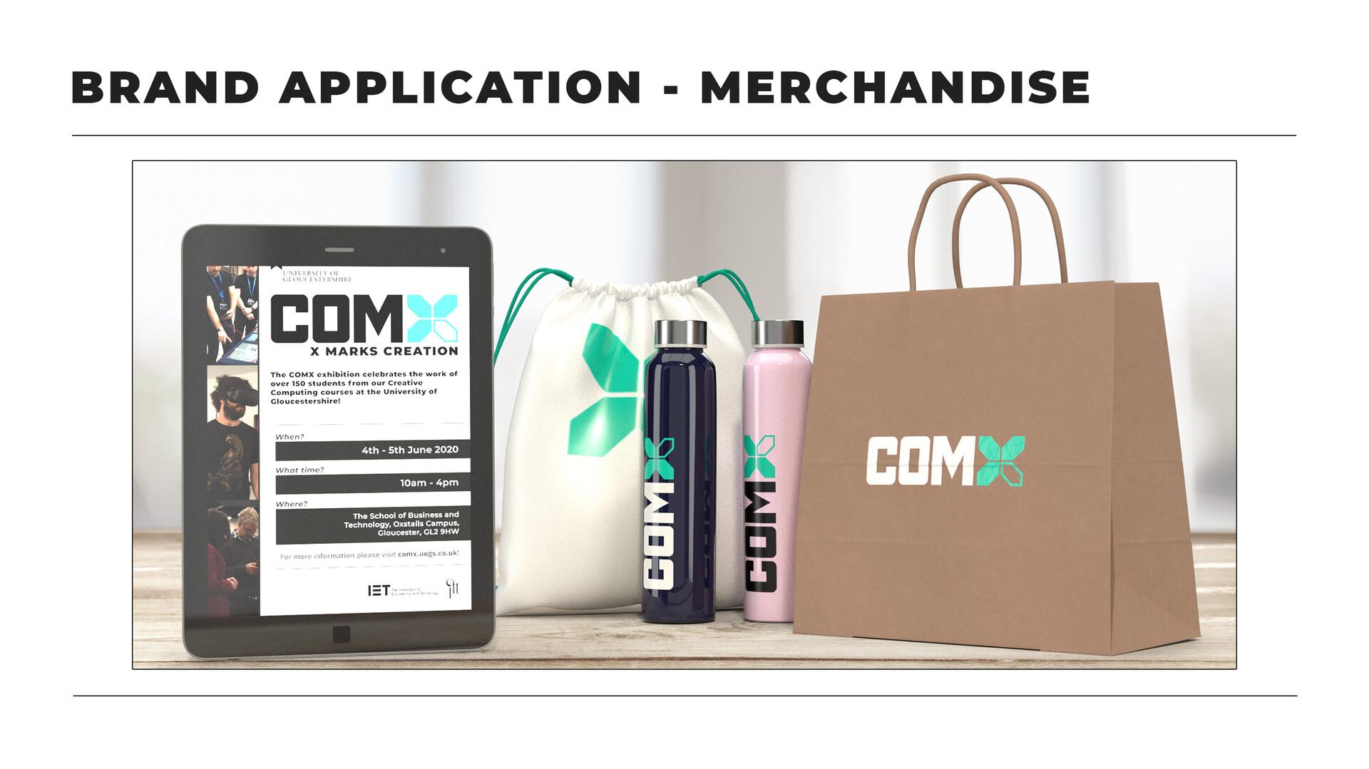 Kyle tugwell s1602904 comxbrandingguidelinesbrand application merchandise
