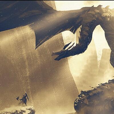 Taha yeasin day72 fighting the dragon