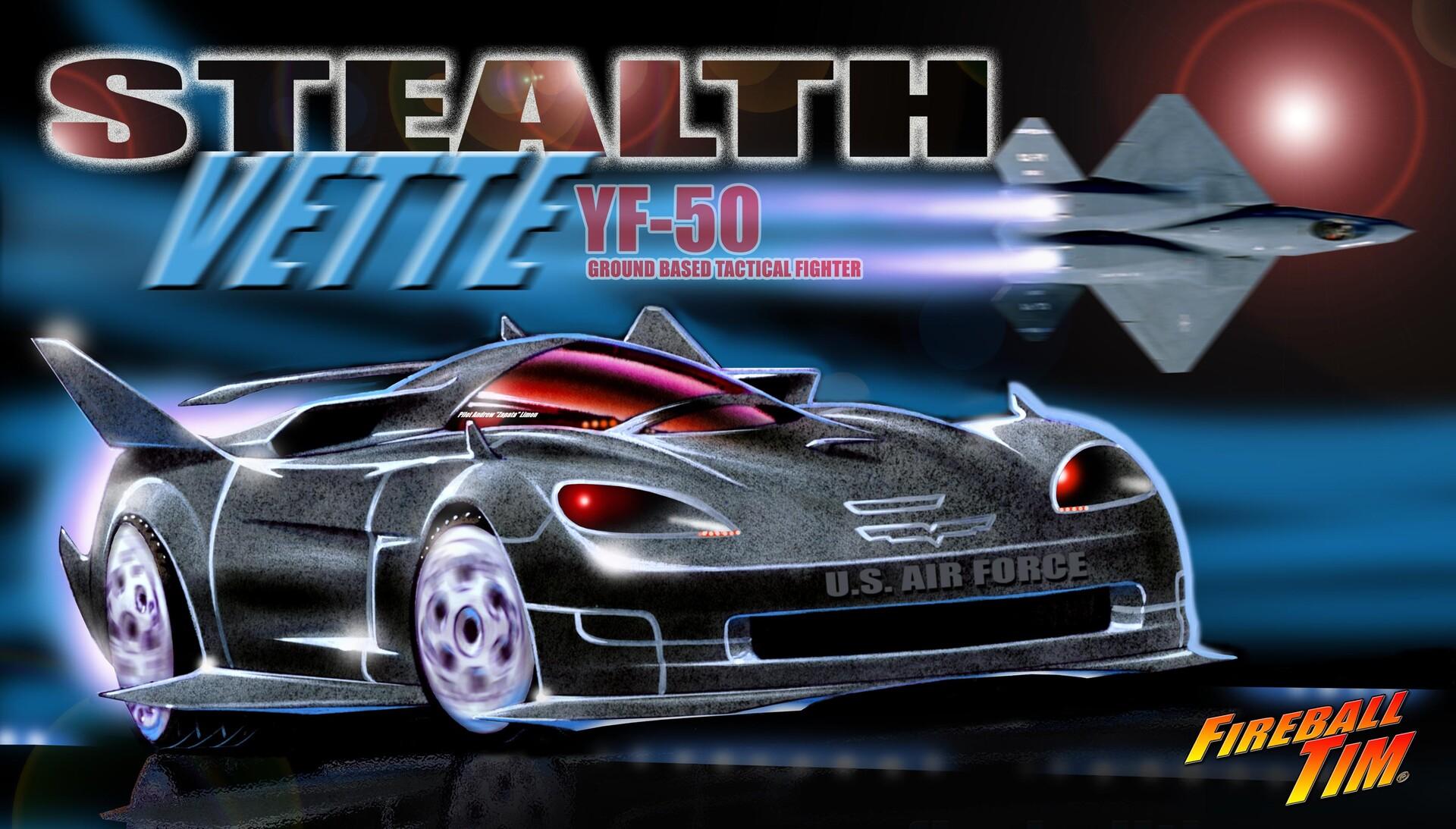 STEALTH VETTE  - PRIVATE CLIENT
