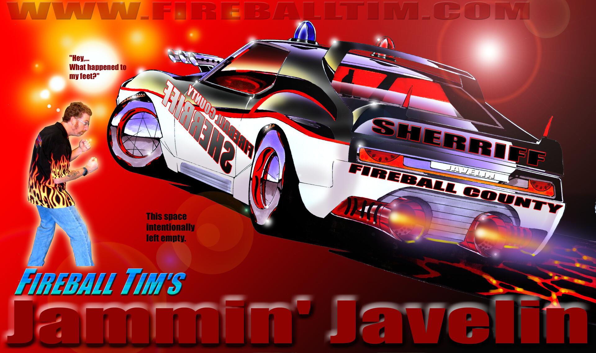 Jammin' Javelin - Client -FUNRISE