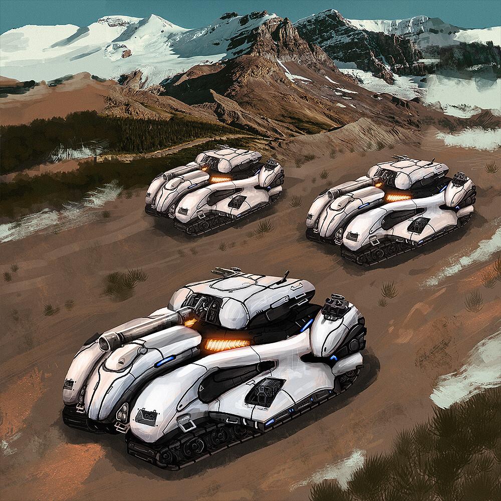 Vindicator Light Tank