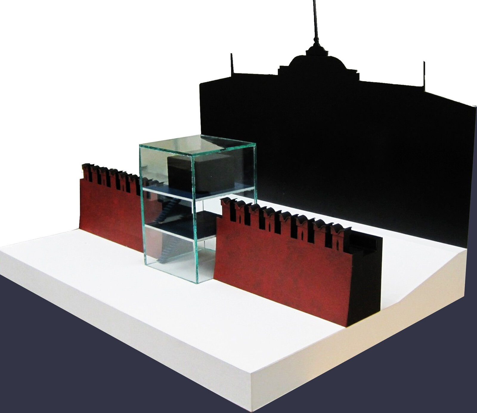 competition - House for the Star (Mikhail Gorbachev) Layout.