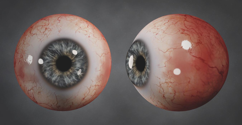 Blender eyes