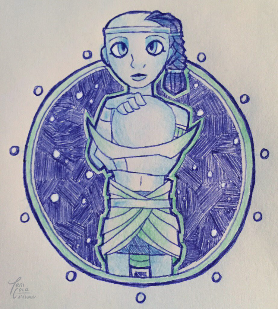 KHONSU -- The God of the Moon and time.