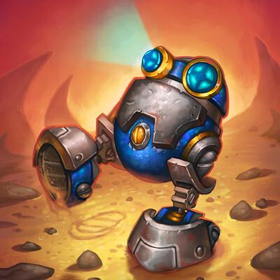 Botos vlx scouting microbot