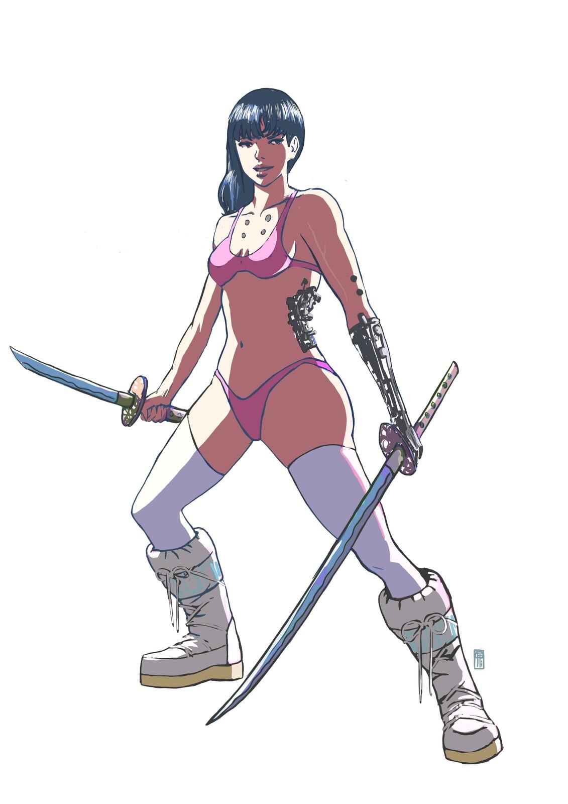 Cyber_Samurai_Bikini_Girl//00
