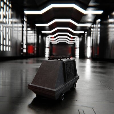 Daniel grove mouse droid