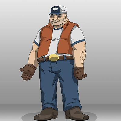 Todd rinker trucker