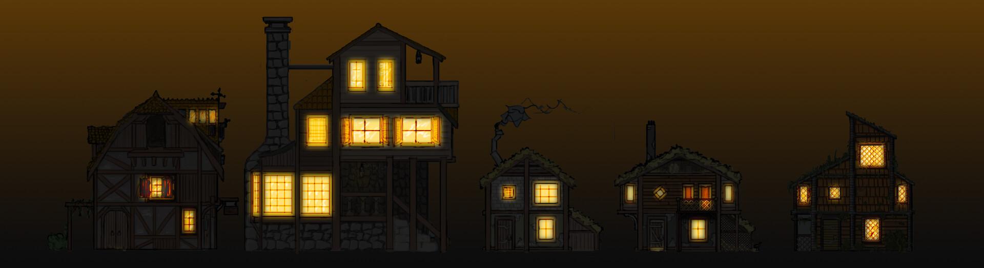 Alexander laheij house designs dark v2