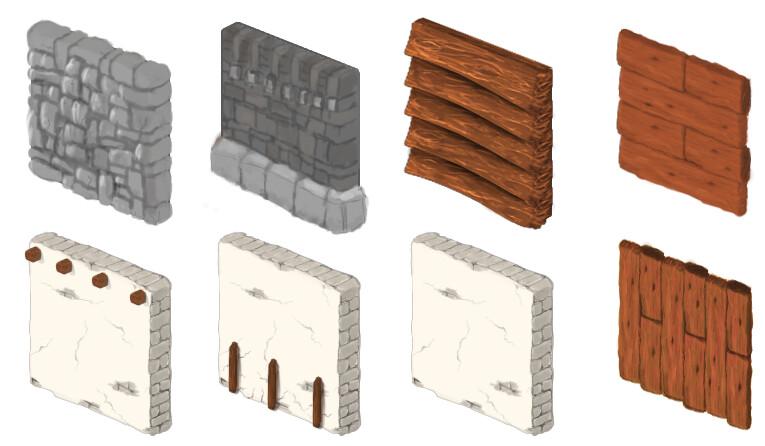 Alexander laheij wall designs clean