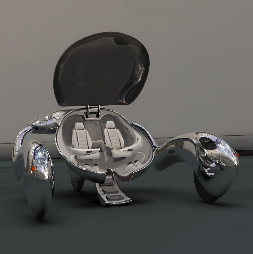Dirk wachsmuth trike concept art 01