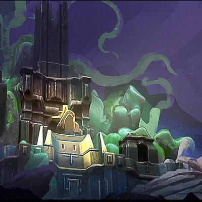 Taha yeasin day75 alien temple