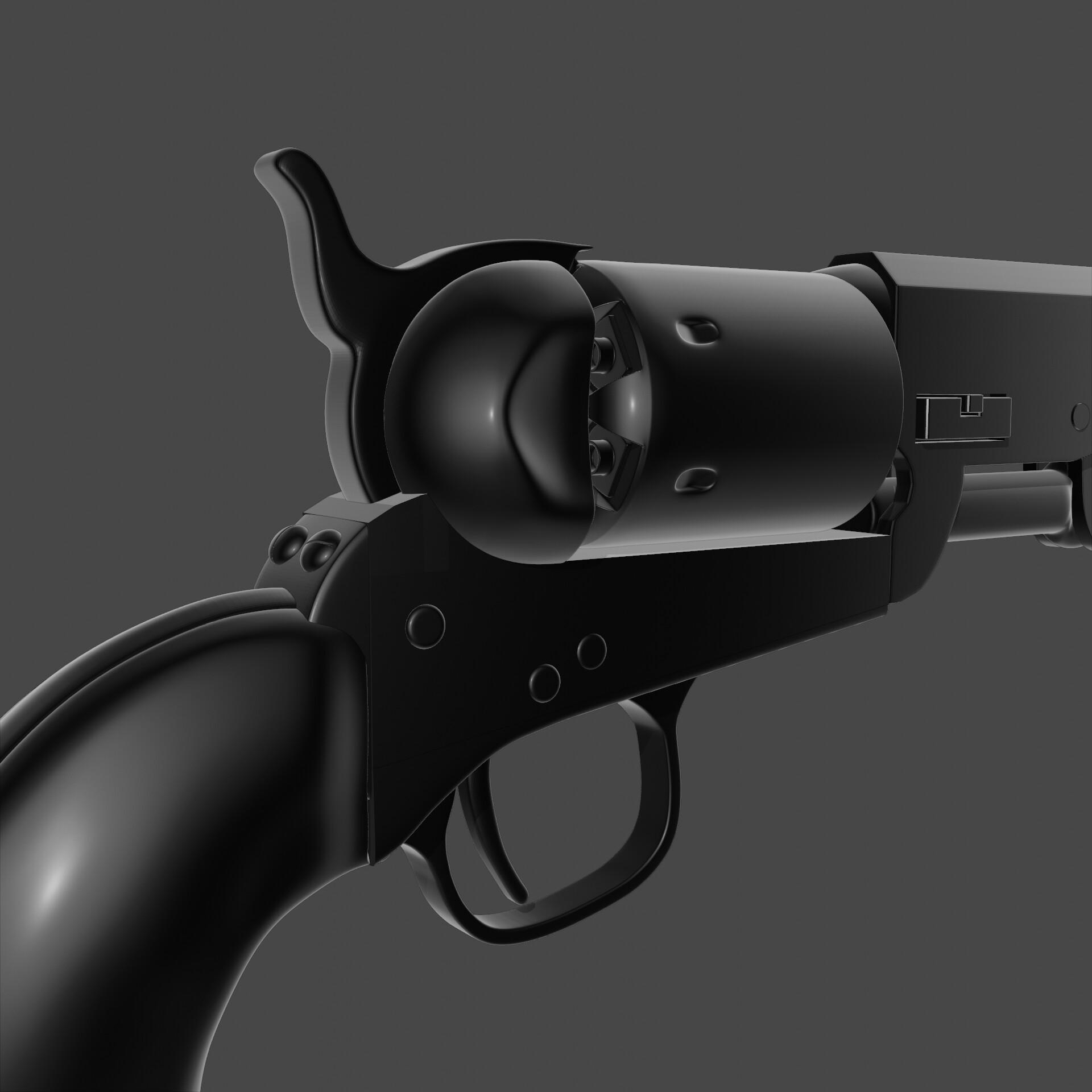 Colt 36, 1851