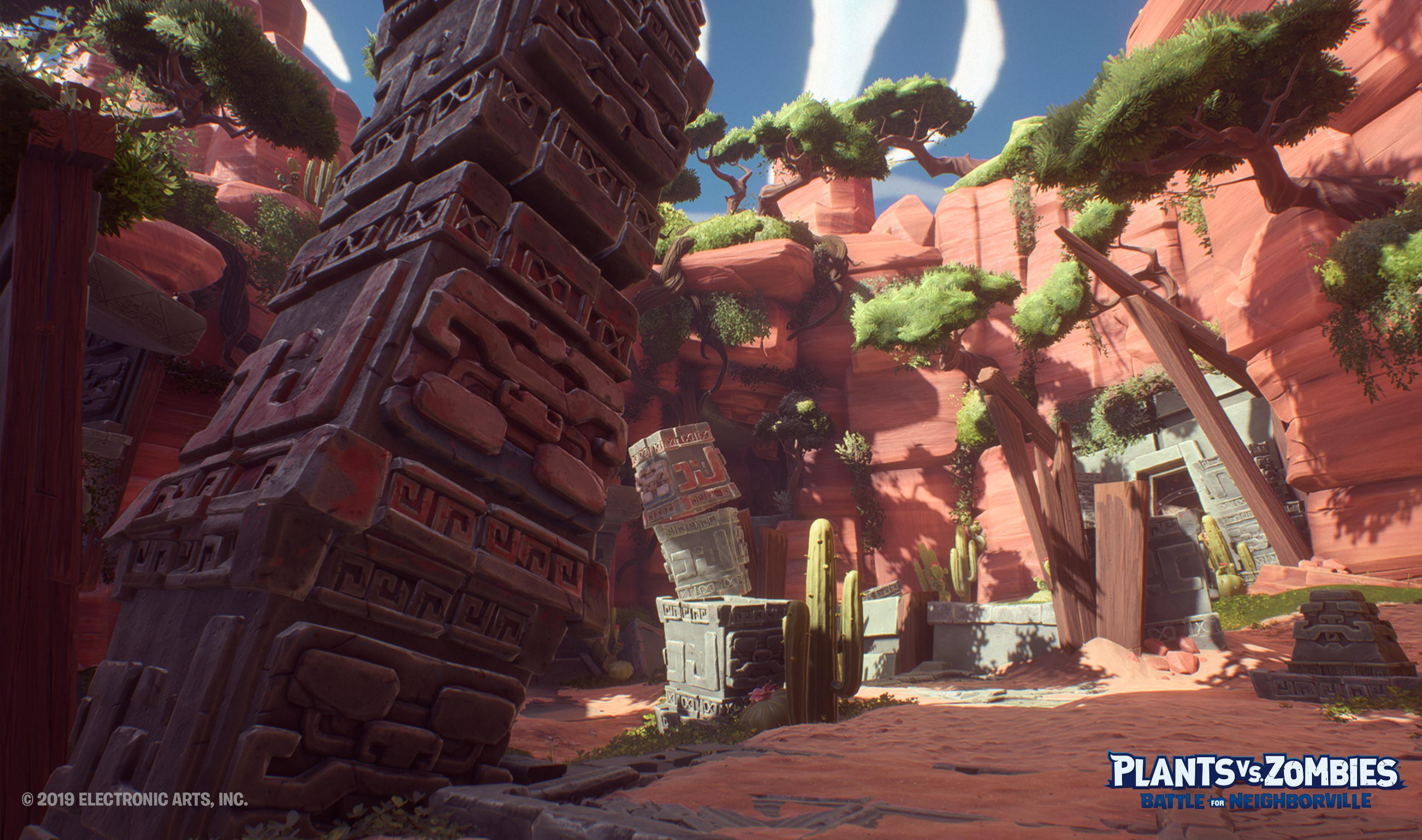 Gnome combat arena