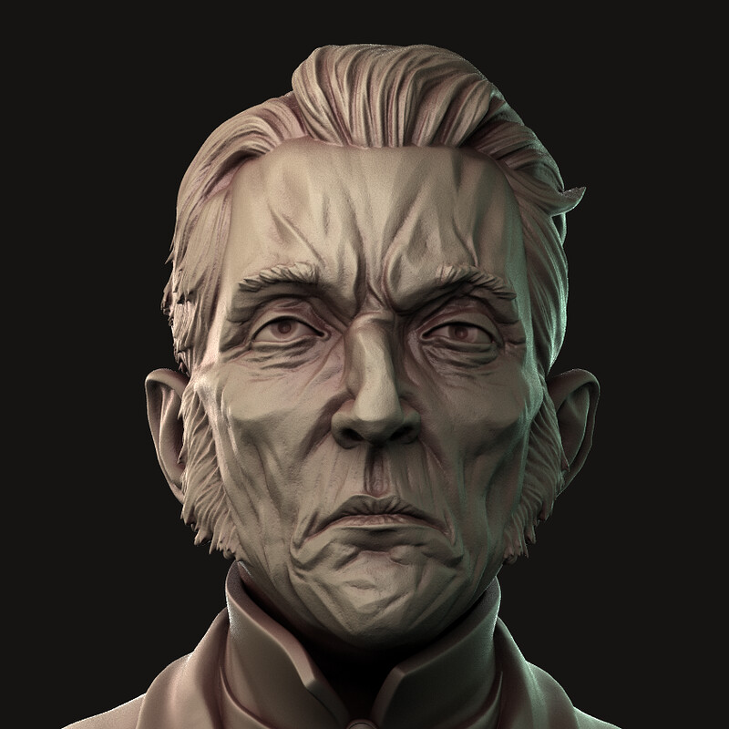 Samuel - Dishonored Fan Art