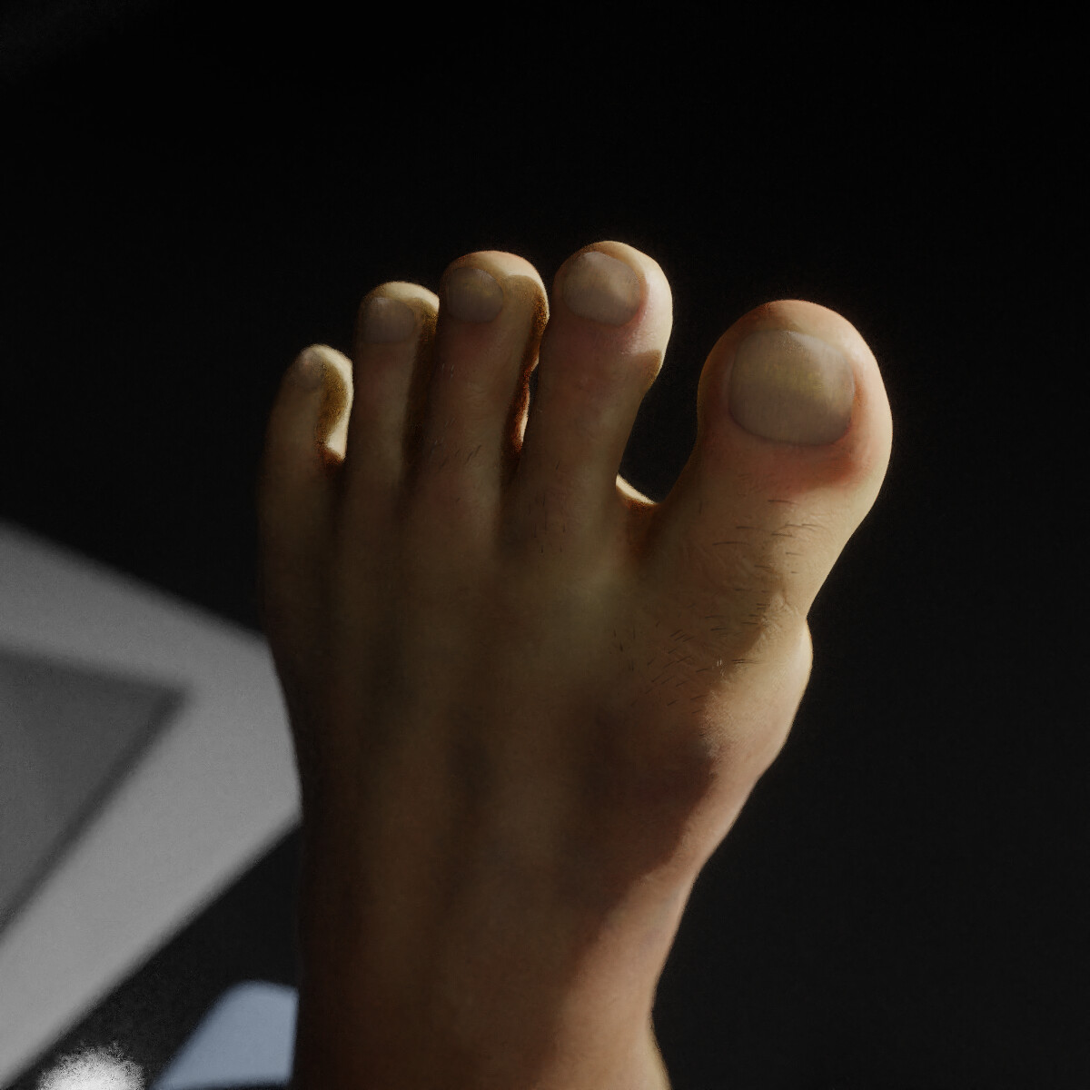 Toes   (cycles)