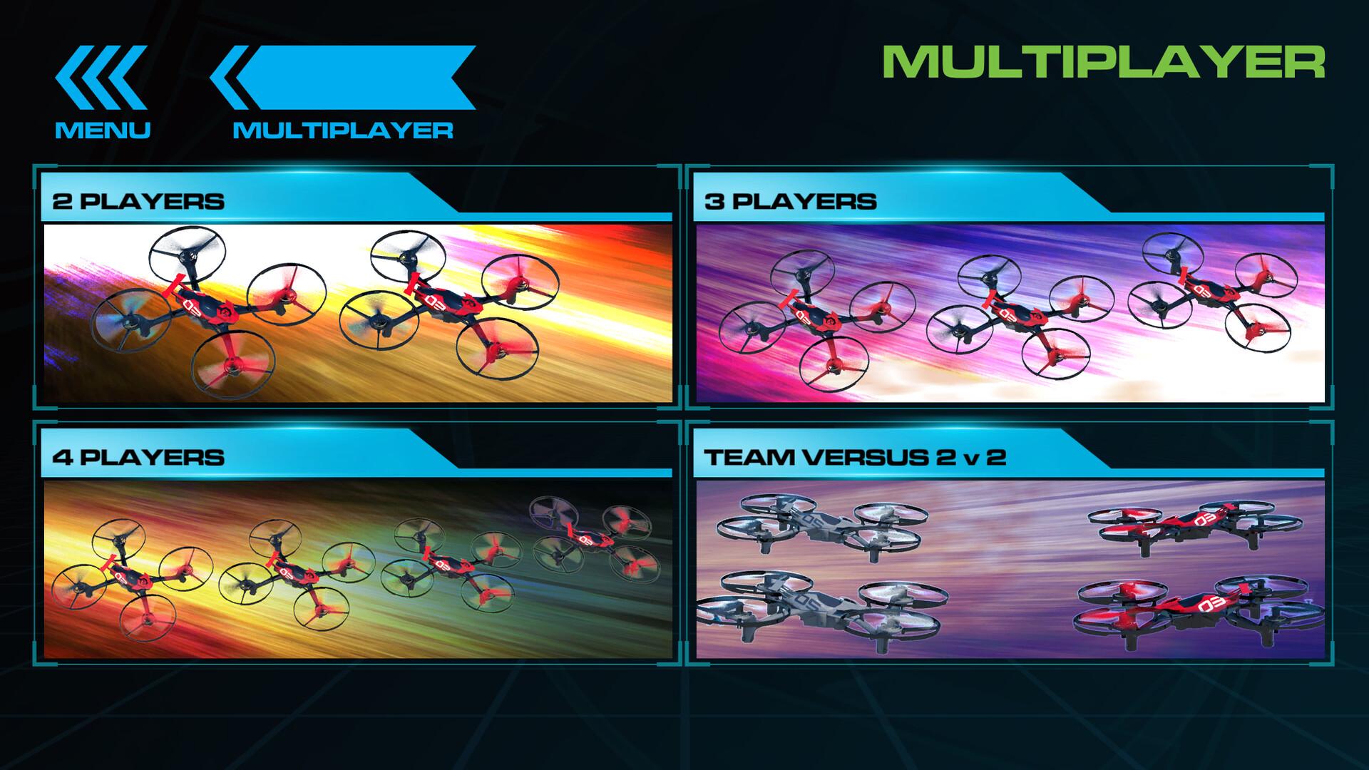 Multiplayer Menu