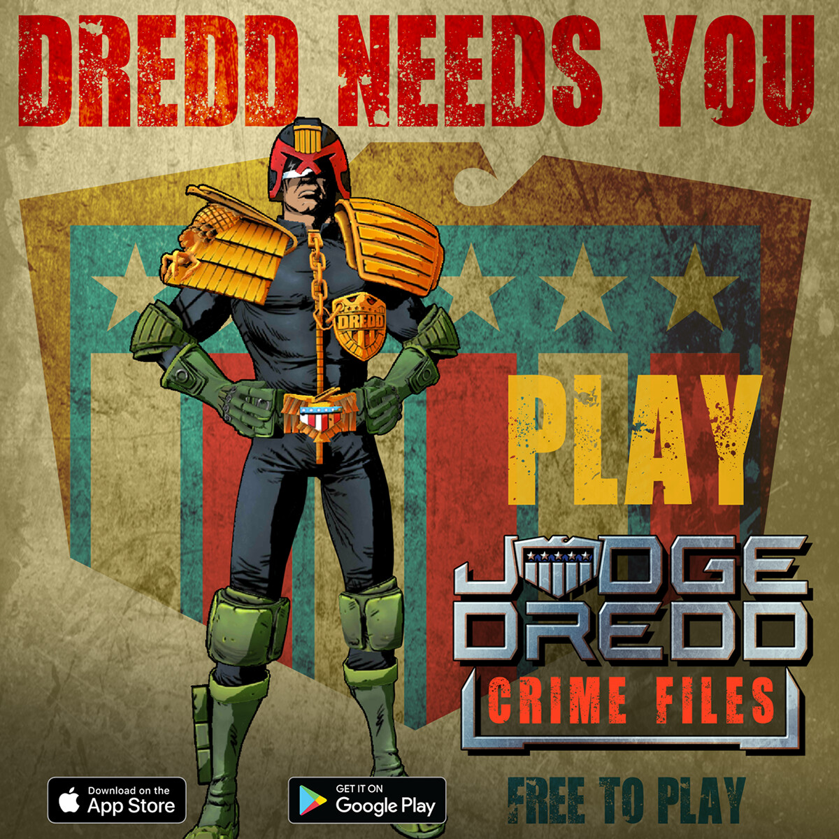 2019 - Judge Dredd: Crime Files