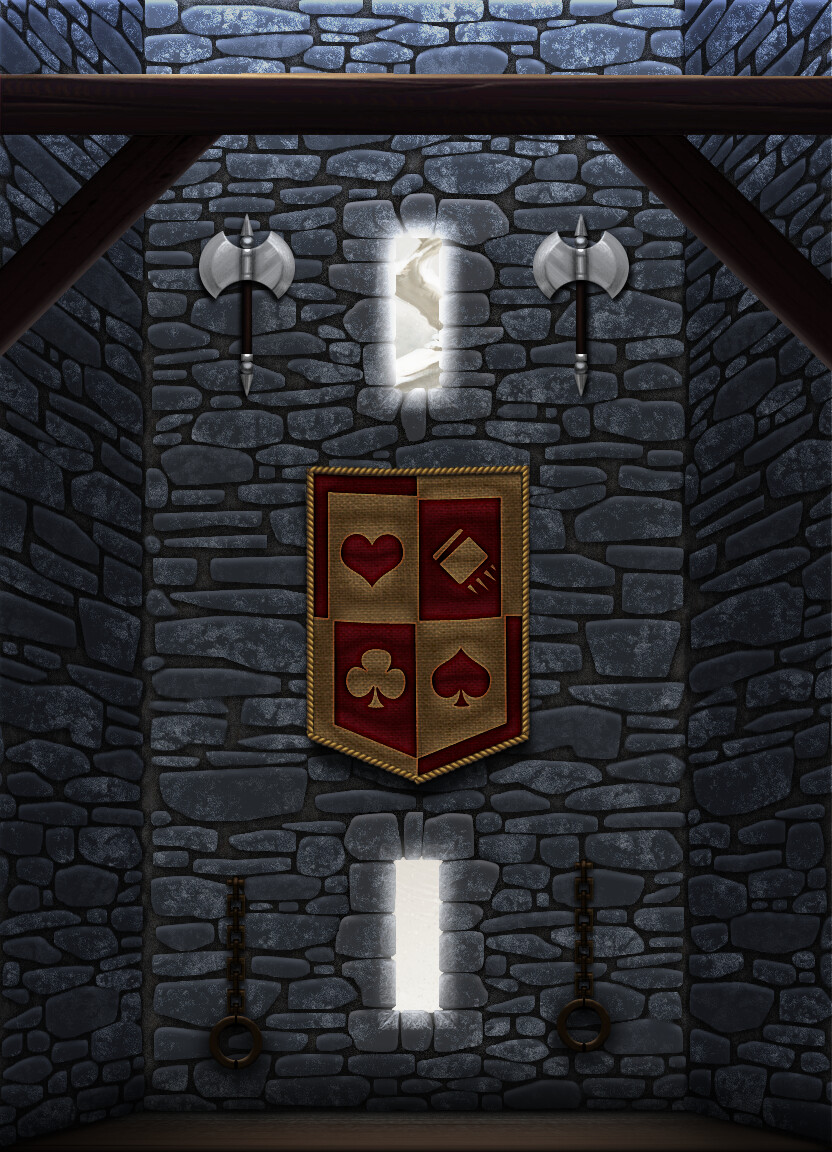 Medieval Dojo Background