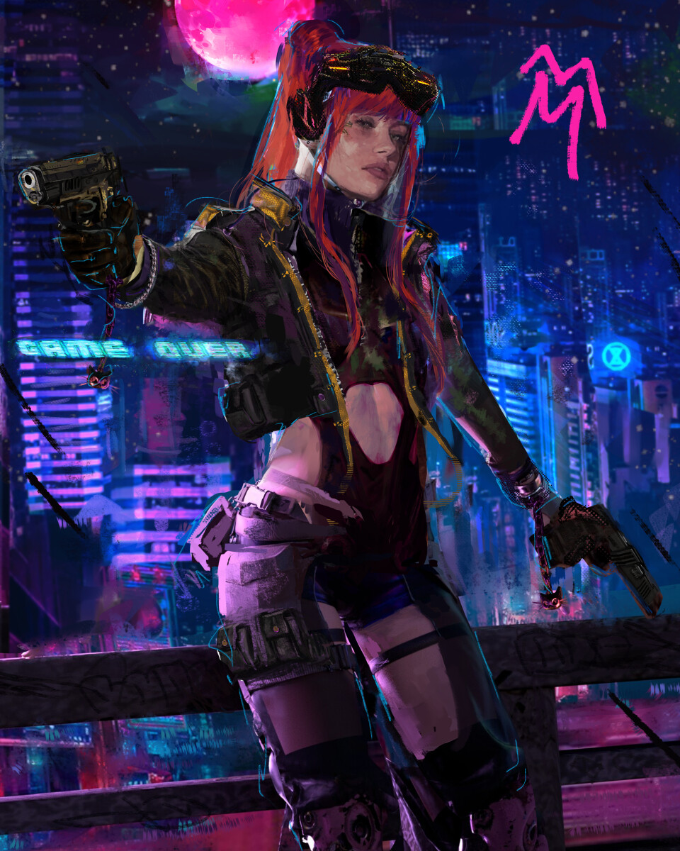 Cyberpunk Collab