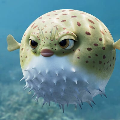 Will fullagar pufferfish