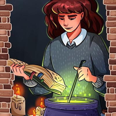 Oixxo art 2 the witch