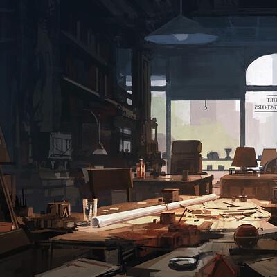 Andreas rocha clutteredoffice01