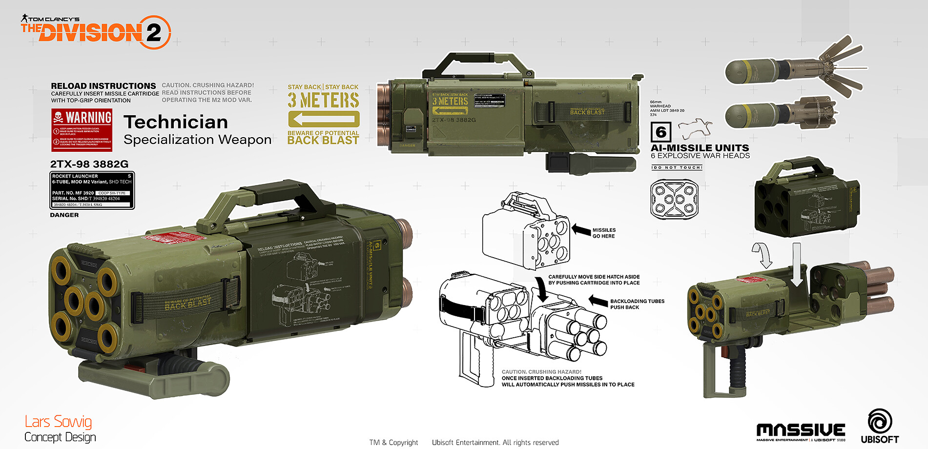 Lars sowig lars sowig 0067 missile launcher 2