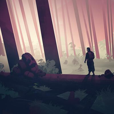 Quick Environment/Scene Designs