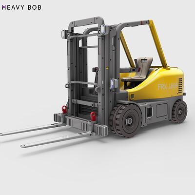 Heavy Bob
