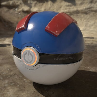 Superball -Pokemon