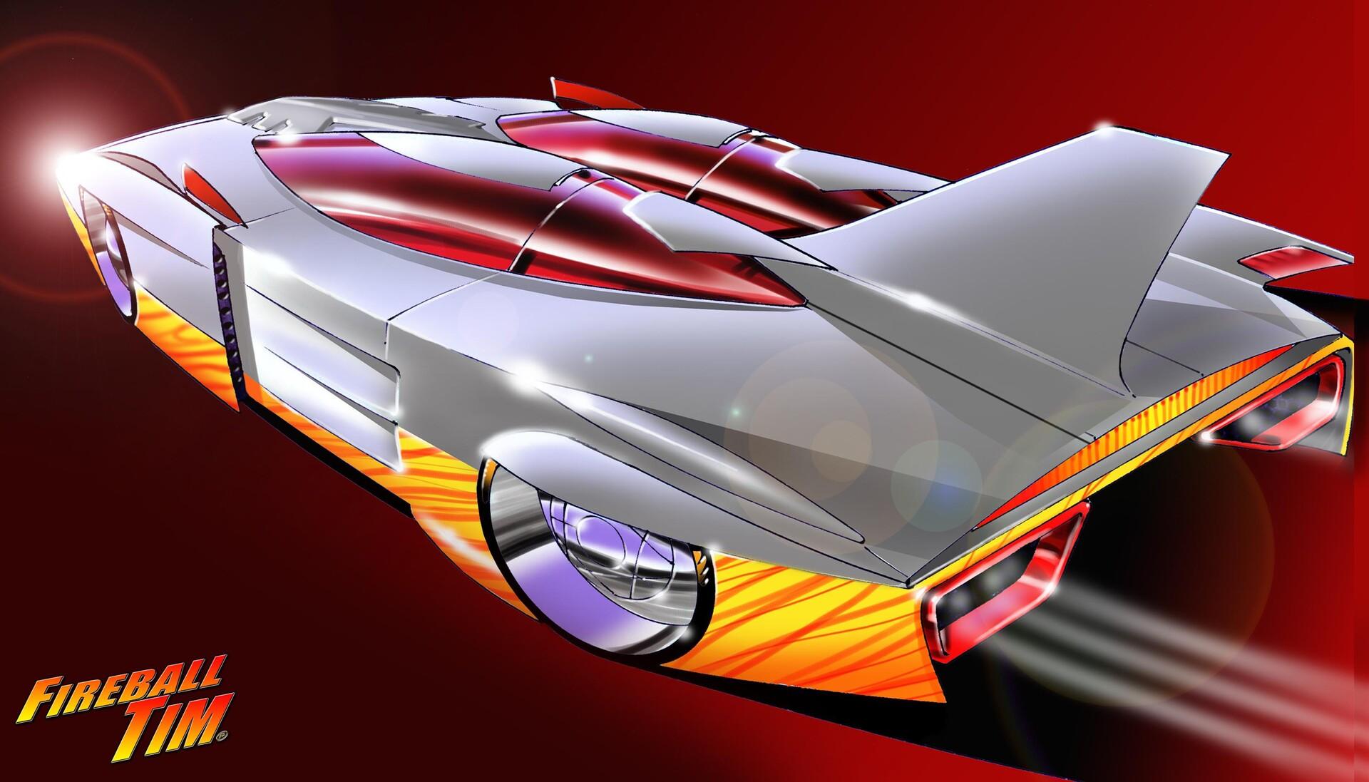 FIREBIRD 3 CONCEPT - Client - General Motors