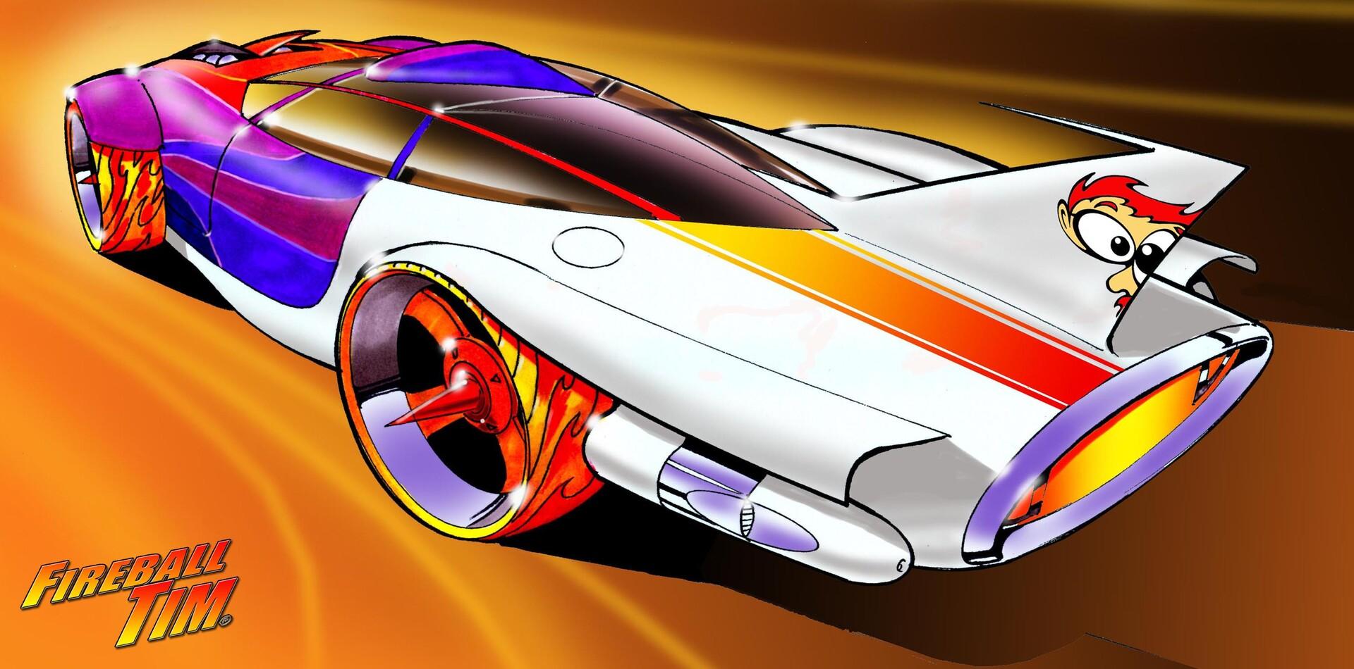 FIREBIRD 2 CONCEPT - Client - General Motors