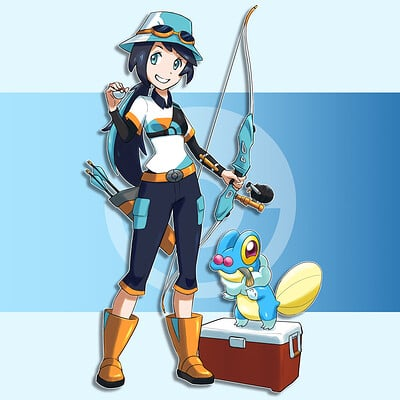 Bernice wang wangbernice final 2 pokemon